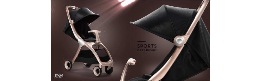 Luxusní sportovní kočárek KGO